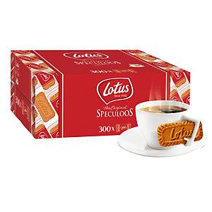 Speculoos koekjes – Lotus bakeries – doos van 300 Speculoos Original met vanille