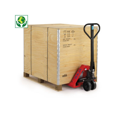 Sperrholz Paletten-Container RAJABOX