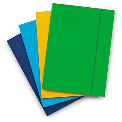 Spisové desky s rohovým zajištěním