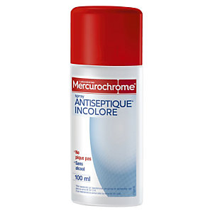 Spray antiseptique - Incolore - 100 ml