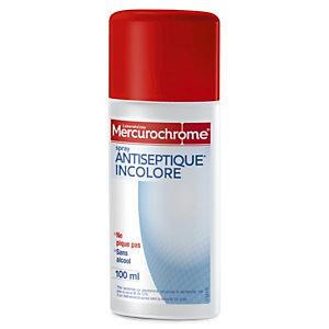 Spray antiseptique