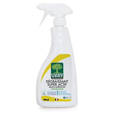 Spray dégraissant multi-surfaces L'ARBRE VERT