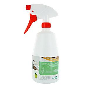Spray surodorant désinfectant Anios pomme, 3 flacons de 1 L + 1 pulvérisateur