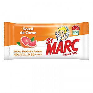 St. Marc Paquet de lingettes nettoyantes Soleil de Corse (paquet de 40)