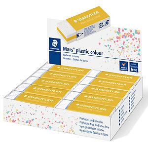 STAEDTLER Gomma Mars  Plastic - giallo oro - Staedtler