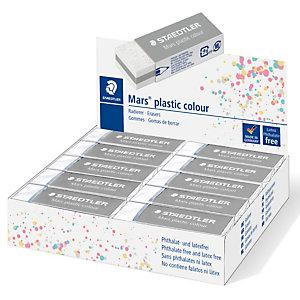 STAEDTLER Gomma Mars  Plastic - grigio chiaro - Staedtler