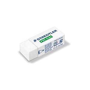 Staedtler Gomma mini, PVC-free, Bianco