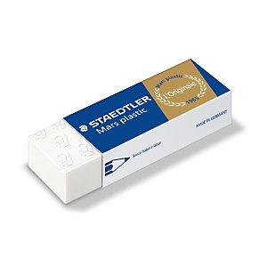Staedtler Mars Classic Mars® Plastic 526 508 Gomma per grafite e inchiostro 65 x 23 x 13 mm Confezione da 4 (confezione 4 pezzi)