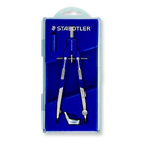 Staedtler Mars Juego de compás Mars® Comfort con adaptador universal y caja de minas