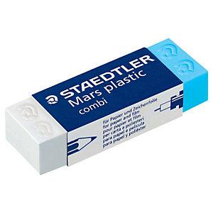 Staedtler Mars Mars® Plastic Combi 526 508 Goma de borrar sin látex 65 x 23 x 13 mm