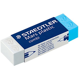 Staedtler Mars Mars® Plastic Combi 526 508 Gomma senza lattice 65 x 23 x 13 mm (confezione 20 pezzi)