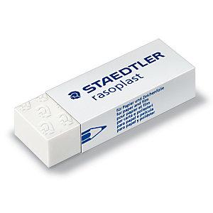 Staedtler Rasoplast 526 B20, goma de borrar 65 x 23 x 13 mm, blanco