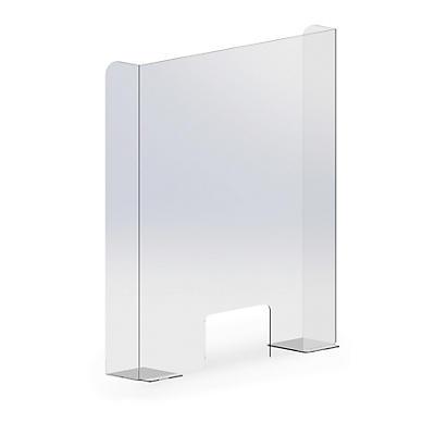 Stående plexiglass