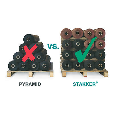 Stakker® roll cradles