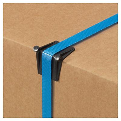 Standard moulded plastic edge protectors