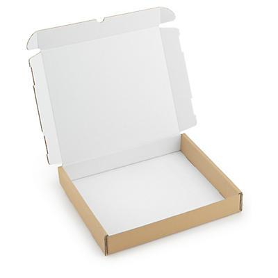 Stansade Lådor med vit insida