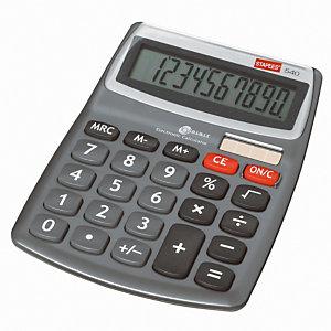 Staples 540 Calculatrice de bureau 10 chiffres
