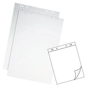 Staples Bloc de papel liso reciclado para caballete