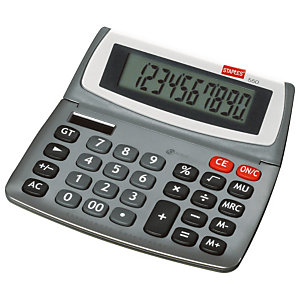 Staples Calculatrice de bureau  550 - 10 chiffres