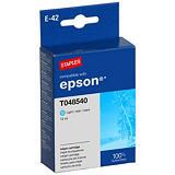 Staples Cartuccia inkjet compatibile con Epson T048540, 4175564, Ciano Chiaro, Pacco singolo