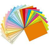 Staples Coloured Paper Papel de Colores para Faxes, Fotocopiadoras, Impresoras Láser e Impresoras de Inyección de Tinta Azul Pastel A4 80 g/m²