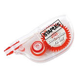 Staples Corrector en cinta lateral, 5 mm x 8,5 m