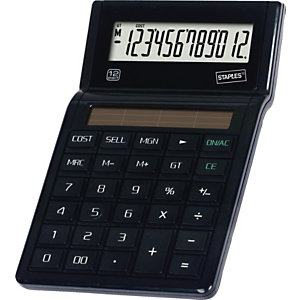 Staples Eco E23 Calculadora de sobremesa