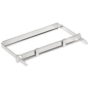 Staples Fástener con puntas metálicos, juego de 2, 50 mm, plata, caja de 50