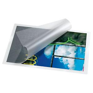 Staples Fundas de plastificación  Foto 10 x 15 cm 75 micras brillo 25 unid
