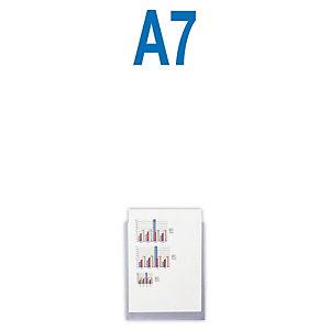 Staples Fundas portadocumentos formato A7