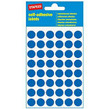 Staples Gomets Ø 12 mm. Azul