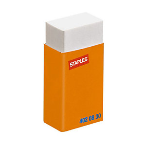 Staples Gomme plastique mini