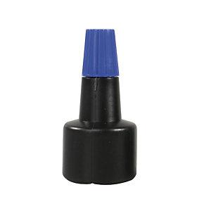 Staples Inchiostro per timbri - Colore blu