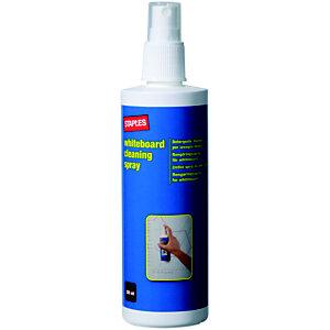 Staples Limpiador para pizarras blancas, 250ml