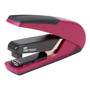 Staples One-Touch™ DX4 Cucitrice da tavolo a striscia intera e punto piatto Capacità 30 fogli Nera