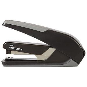 Staples One-Touch™ DX4 Grapadora de sobremesa con grapado plano 30 hojas negro