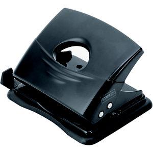 Staples Perforateur de bureau 2 trous - 18 feuilles - Noir