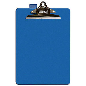 Staples Portablocco ad alta capacità - Colore blu