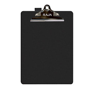 Staples Porte-documents avec porte-stylo polypropylène 25feuilles 340x235 mm noir