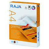 Staples Premium Carta multiuso A4 per Fax, Fotocopiatrici, Stampanti Laser e Inkjet, 80 g/m², Bianco (risma 500 fogli)