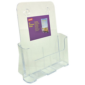 Staples Présentoir de table  - 1 case - Format A4