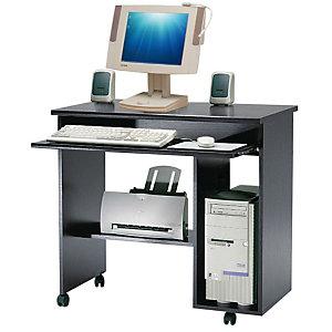Staples Puesto informático negro Europa