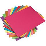 Staples Subcarpeta de papel 80 g/m² amarillo limón vivo