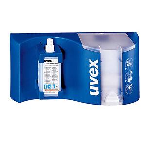 Station de nettoyage Uvex pour lunettes