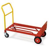 Steekwagen voor tweevoudig gebruik
