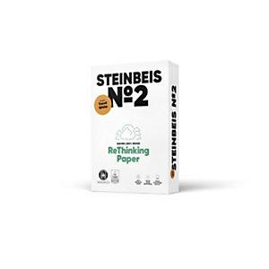 Steinbeis Vision Papel 100% reciclado TrendWhite, A4, blanco