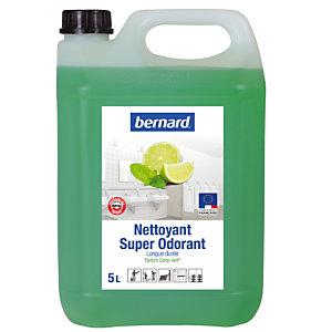 Sterk ruikende reiniger Bernard groene citroen 5 L