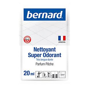 Sterk ruikende reiniger Bernard perzik 250 doseringen van 20 ml