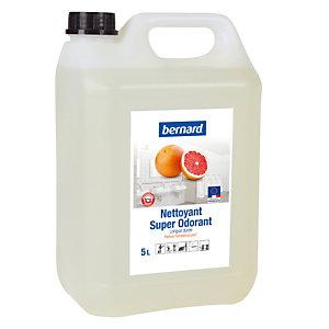 Sterk ruikende reiniger Bernard pompelmoes 5 L