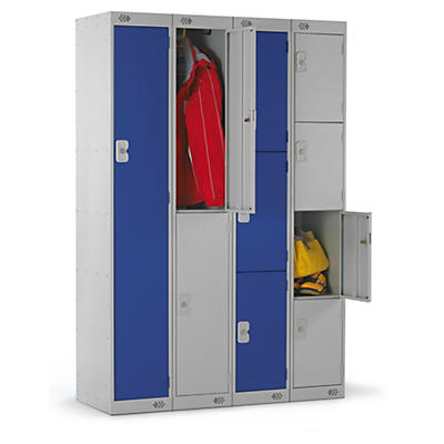 Storage lockers